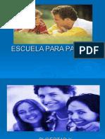 Diapositiva Escuela para padres