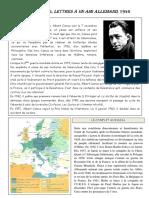 Albert Camus Lettres a Un Ami Allemand 1946