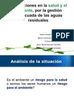 La Importancia Del Tratamiento de Las Aguas y Sus Implicaciones a La Salud y El Ambiente.