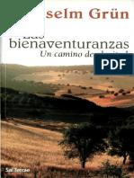 Grun Anselm - Las Bienaventuranzas Un Camino de Plenitud