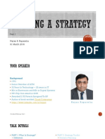 NR Creating a Strategy Part 1.Apr 2016