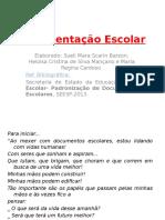 Documentação escolar