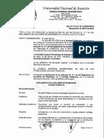Reglamento de Auxiliares de Enseñanaza-M