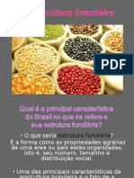A Agricultura Brasileira I