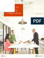 Five Tips for Improving Collaboration eBook