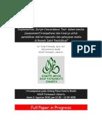 Dody Firmanda 2010 - Implementasi Script Concordance Test