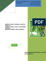 Aplicacion de Ecuaciones Diferenciales Ing.indutrial 2011 1er Semestre (1)
