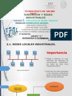 Unidad 2 Toopologia de Redes