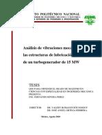Tesis Analisis Vibracion en Tuberia