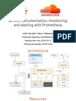 Prometheus Workshop Velocity