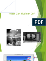 What Can Nuclear Do