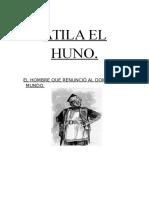 Atila El Huno