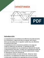 2° Clase Lineas de transmisión-capacitancia