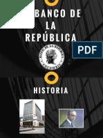 El Banco de la República, Banco central de Colombia