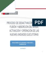 Proceso Desactivacion