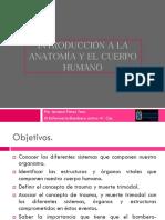 introduccinalaanatomayelcuerpohumano-120704235933-phpapp02