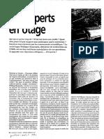 Les Experts on Otage - Philippe Roqueplo