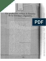 GONZALEZ - Un Problema Crítico, La Historia de La Literatura Argentina-compressed