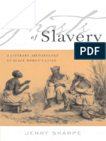 [Jenny Sharpe] Ghosts of Slavery. A Literary Archaeology of Black Women's Lives.pdf