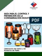 207068171 Control y Prevencion de Riesgos en La Fabricacion de Vidrio