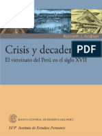 KENNETH ANDRIEN - Crisis y decadencia. El virreinato del Perú en el Siglo XVII.pdf