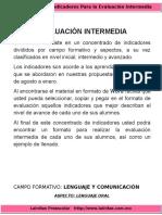 Indicadores Para La Evaluación Intermedia (1)