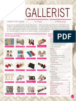 The Gallerist Rulebook (1)