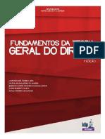 (30.07) Teoria Geral Do Direito Volume 1