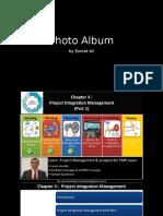 PMP Ch 4 Integration