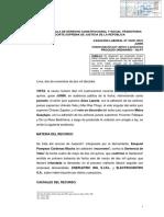 Casación Laboral Nº 10491-2015, Junín