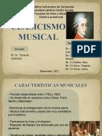 Clasicismo MS.