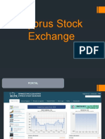 EXPO.cyprus Stock Exchange