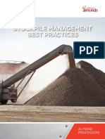 Processor Stockpile Management Best Practices From ABC 2014