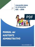Manual Del Asistente Administrativo