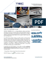 Creotec Philippines Company Profile Iequip-ilearn-learning Systems Ver 2.0
