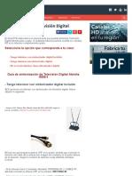 Sintonizando La Televisión Digital _ GuiaTVD