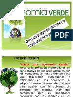 Hacia Una Economia Verde