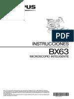 Manual Bx63