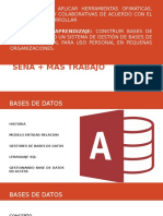 Informatica Basica - Bases de Datos