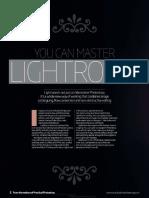 Mastering Lightroom