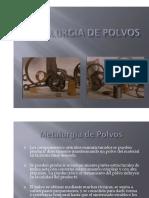 Metalurgia de Los Polvos