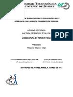 Proyecto Luxacion Congenita de Cadera