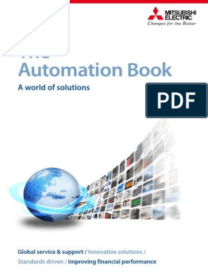 Mitsubishi Electric Automation Book 2013 En | Automation