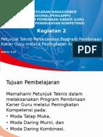 2. Juknis Program Pembinaan Karier Guru