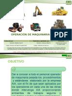 Operacion de Maquinaria Pesada