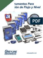 GreylineFlowLevel_Spanish Informacion Greyline