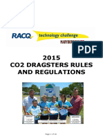 2015 CO2 Dragster Rules