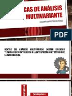 Tecnicas de Analisis Multivariante