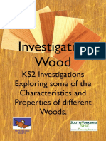 Wood Investigations