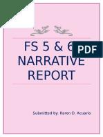 FS 6 Narrative